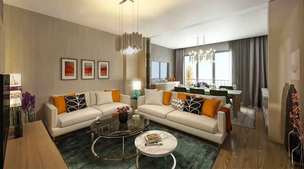 Apartments for sale in Eyup in Istanbul 19