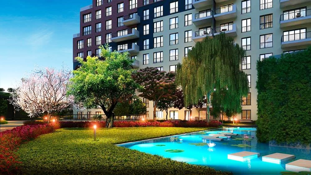 Apartments for sale in Eyup in Istanbul 6