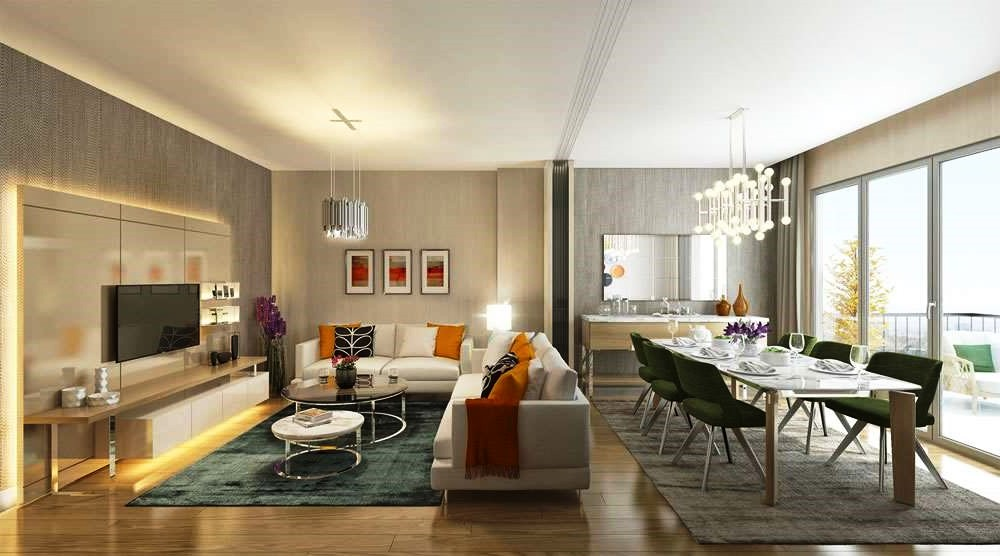 Apartments for sale in Eyup in Istanbul 12