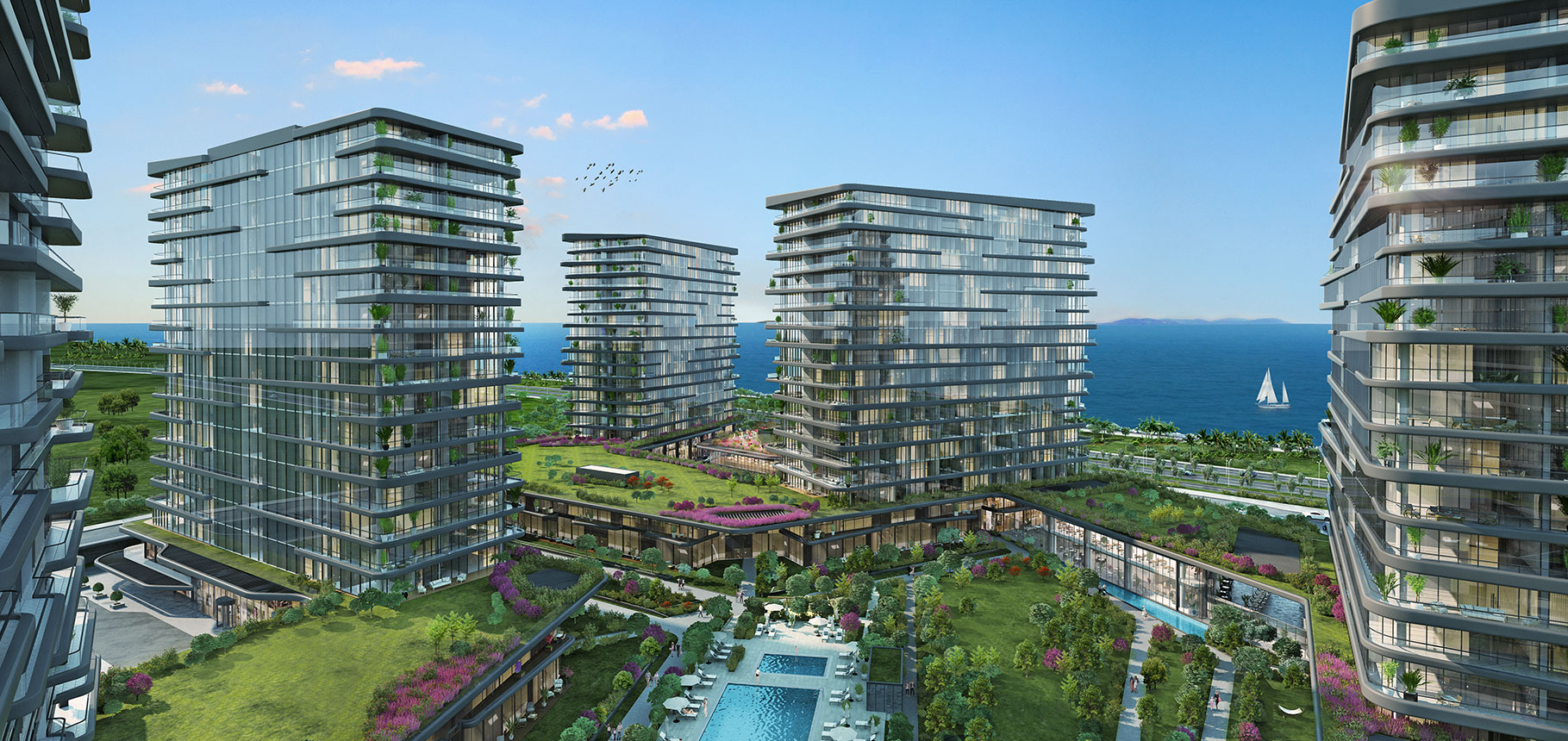 Seafront properties for sale in Istanbul 4