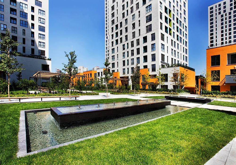 Apartments in the intersection of Esenyurt and Beylikdüzü 12
