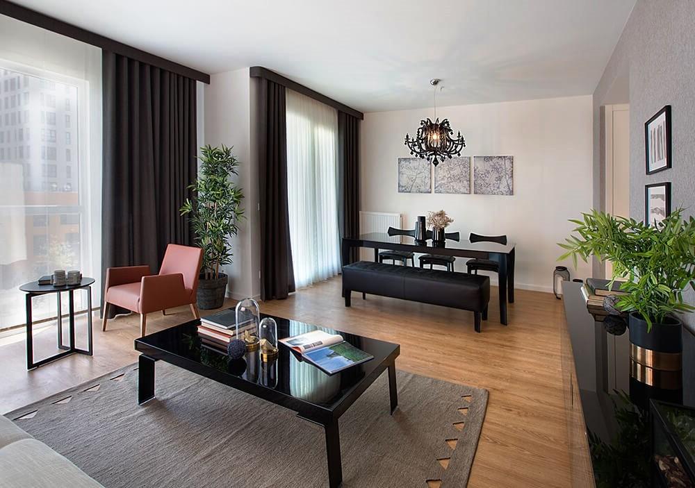 Apartments in the intersection of Esenyurt and Beylikdüzü 9