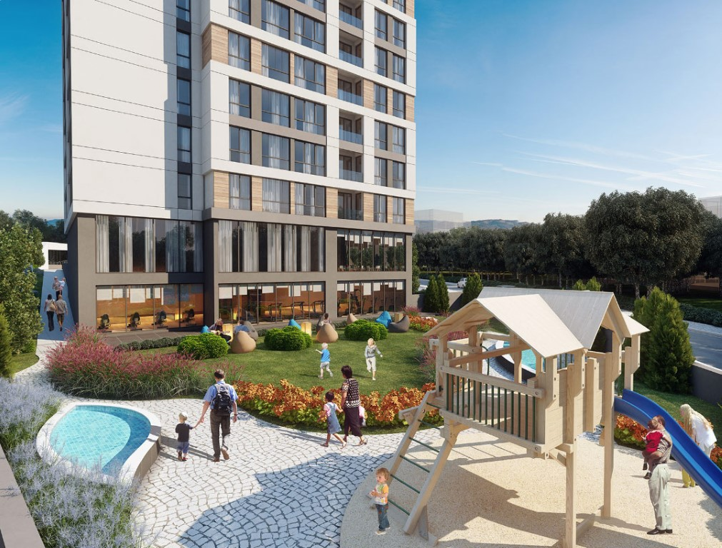 Apartment for sale in Asian side of Istanbul 4