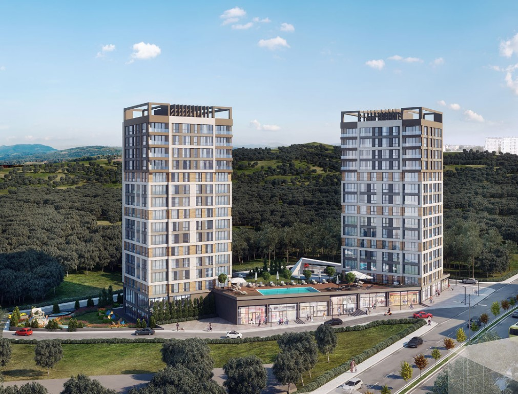 Apartment for sale in Asian side of Istanbul 2
