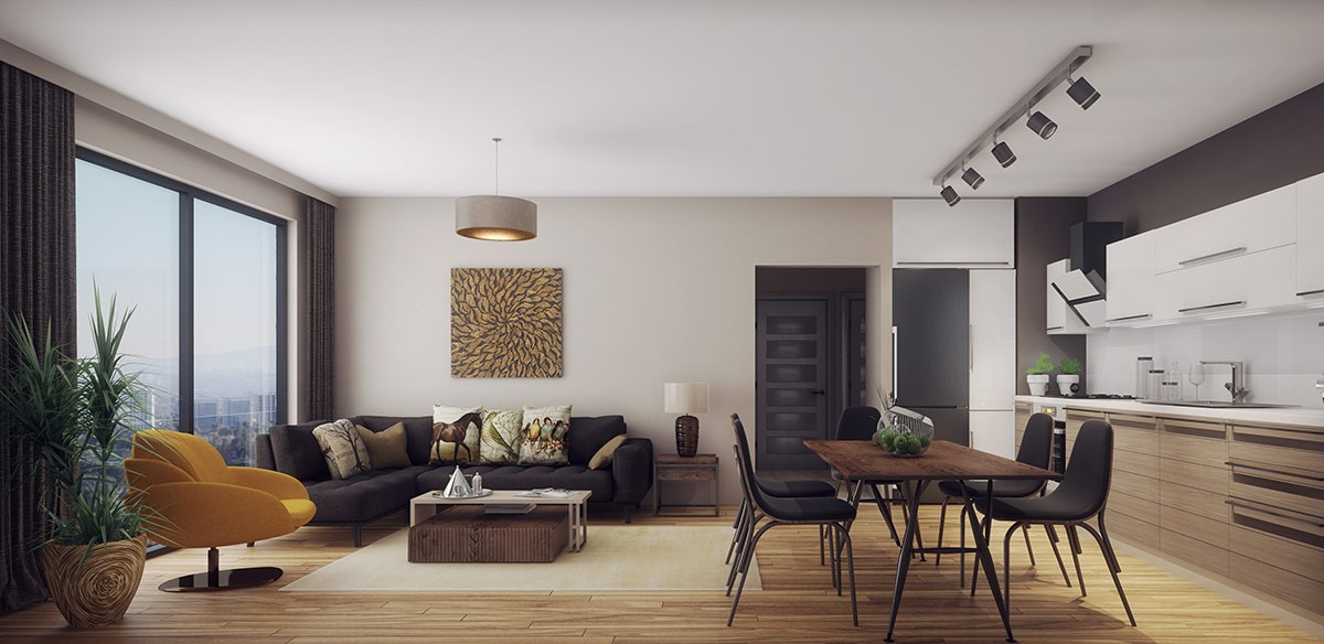 Apartment for sale in Asian side of Istanbul 11