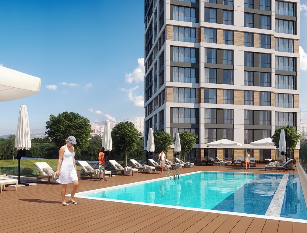 Apartment for sale in Asian side of Istanbul 7