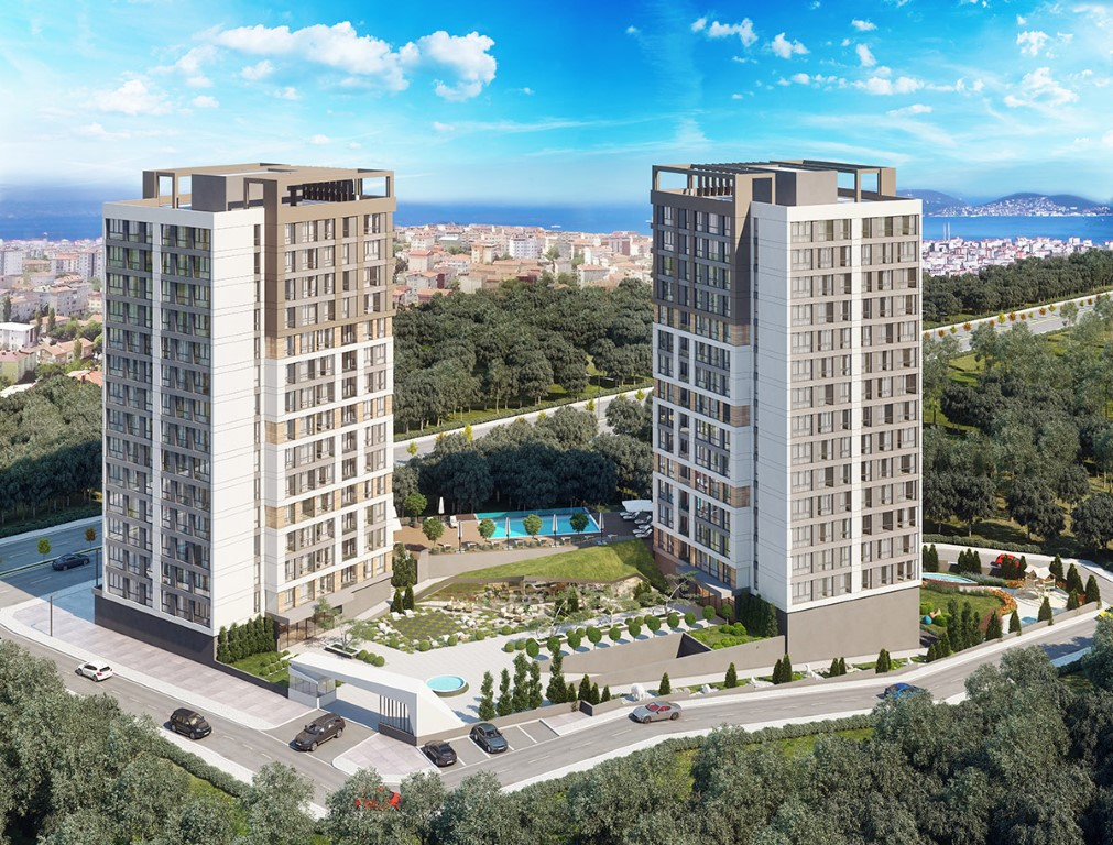 Apartment for sale in Asian side of Istanbul 15