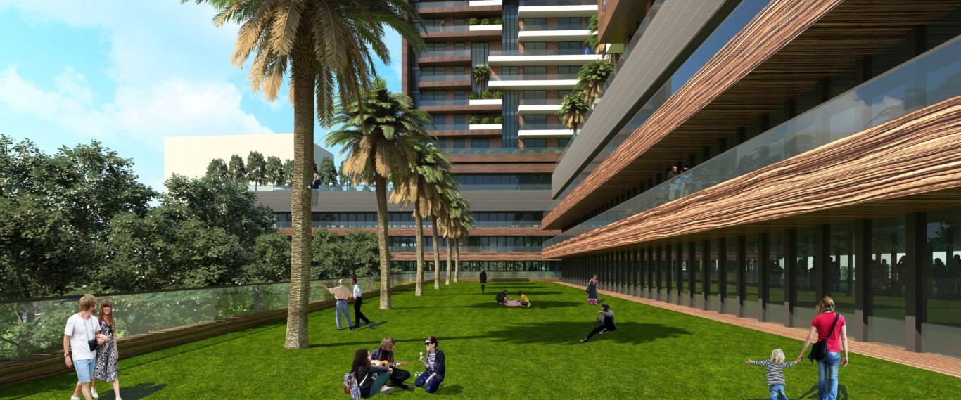 Apartment for sale in Basin Ekspres in Istanbul 2