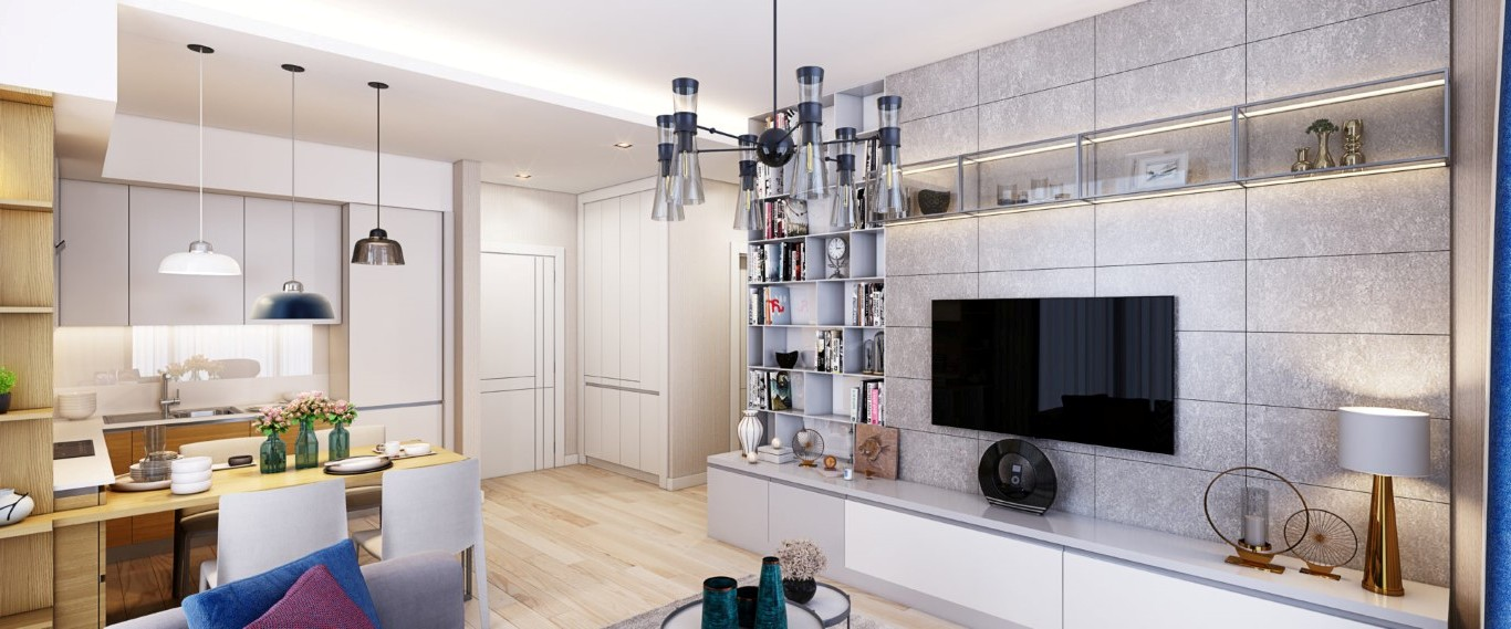 Apartment for sale in Basin Ekspres in Istanbul 15