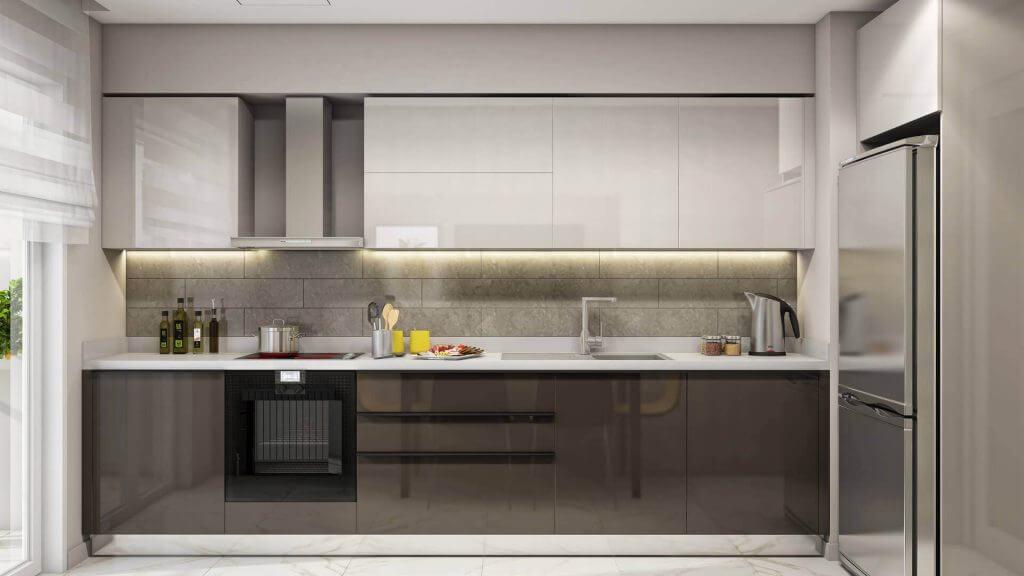 Apartments in Convenient Residential area in Esenyurt 10