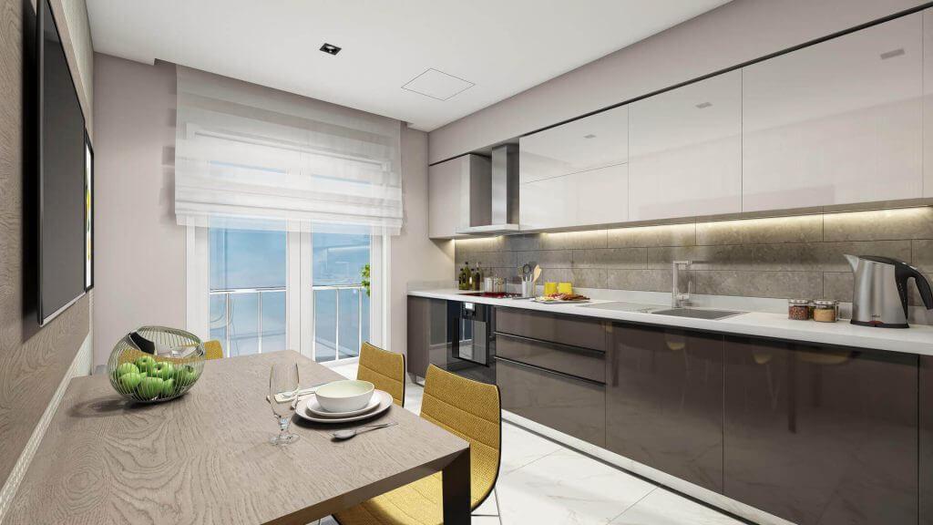 Apartments in Convenient Residential area in Esenyurt 9