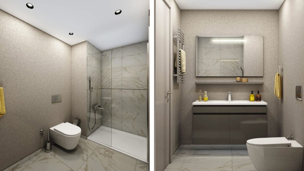 Apartments in Convenient Residential area in Esenyurt 5