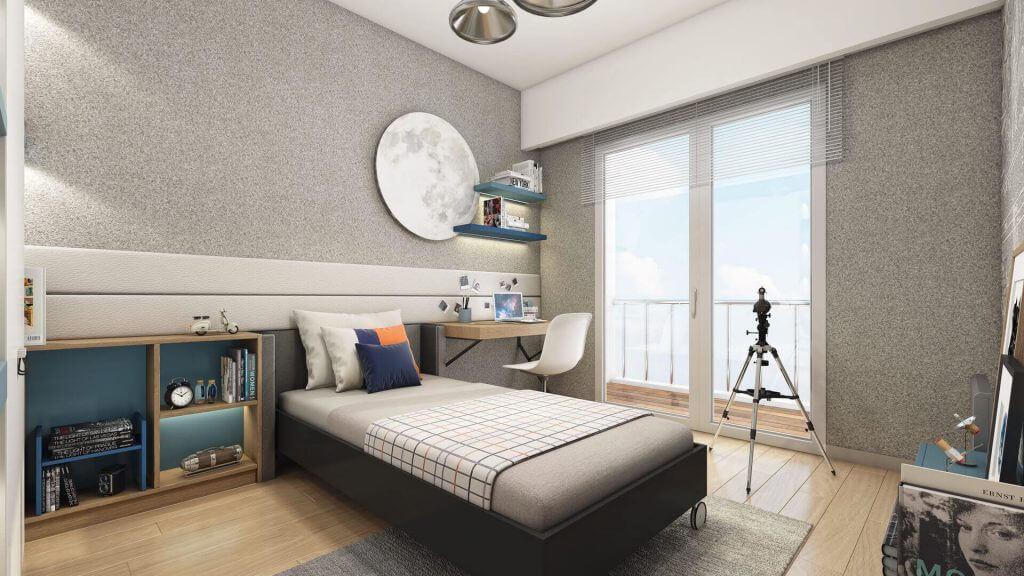 Apartments in Convenient Residential area in Esenyurt 18