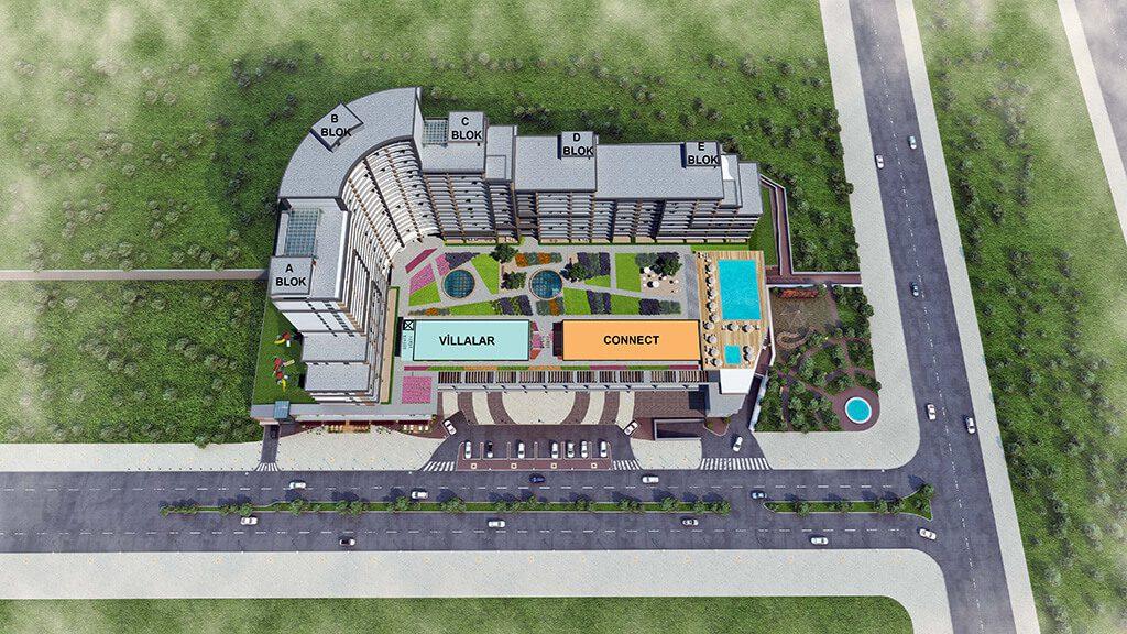 Apartments in Convenient Residential area in Esenyurt 15