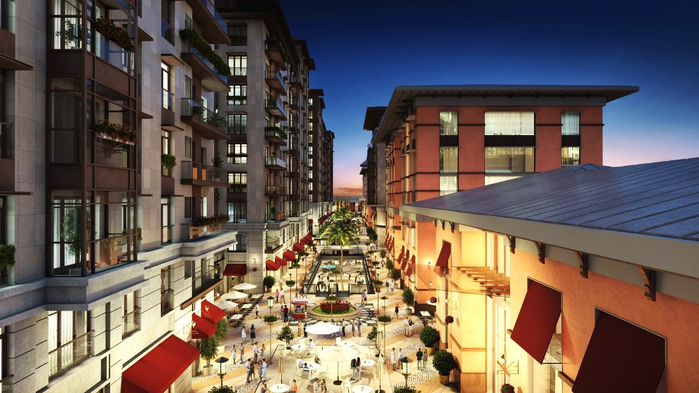 Central apartment for sale in the center of Istanbul 11