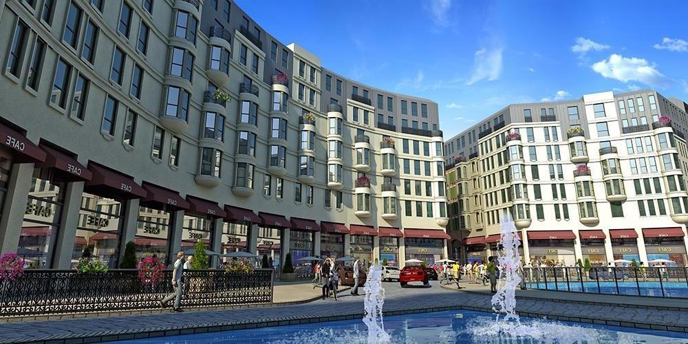 Convenient Apartments for sale in Bahcesehir 7