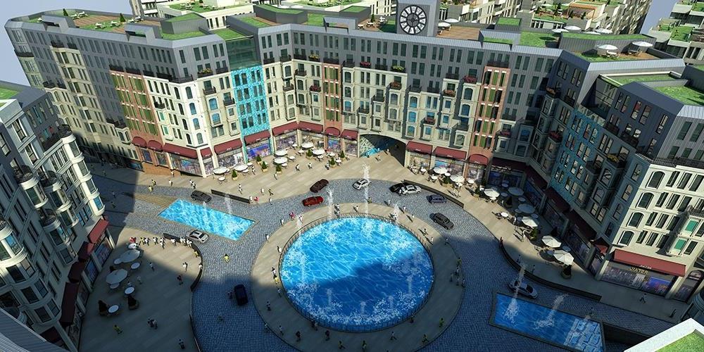 Convenient Apartments for sale in Bahcesehir 6