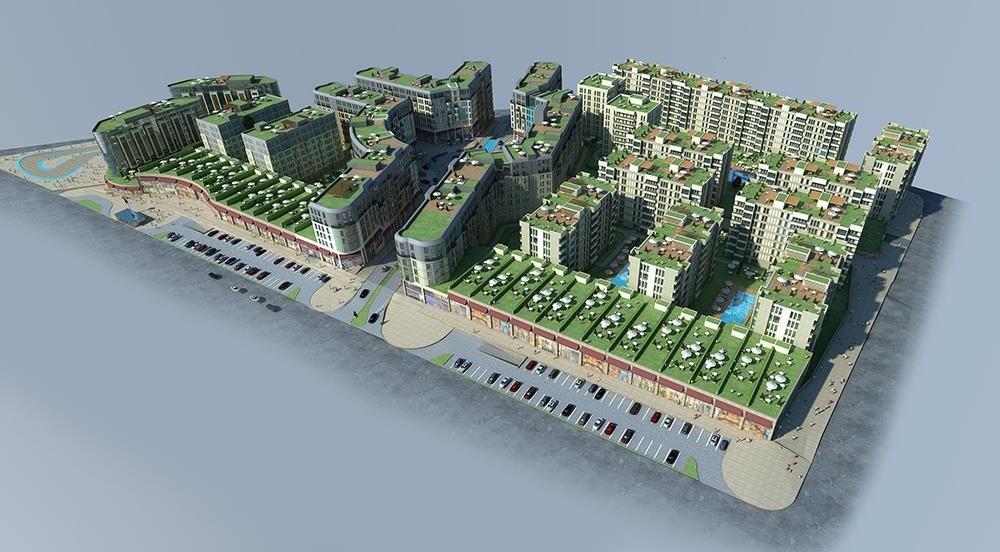Convenient Apartments for sale in Bahcesehir 4