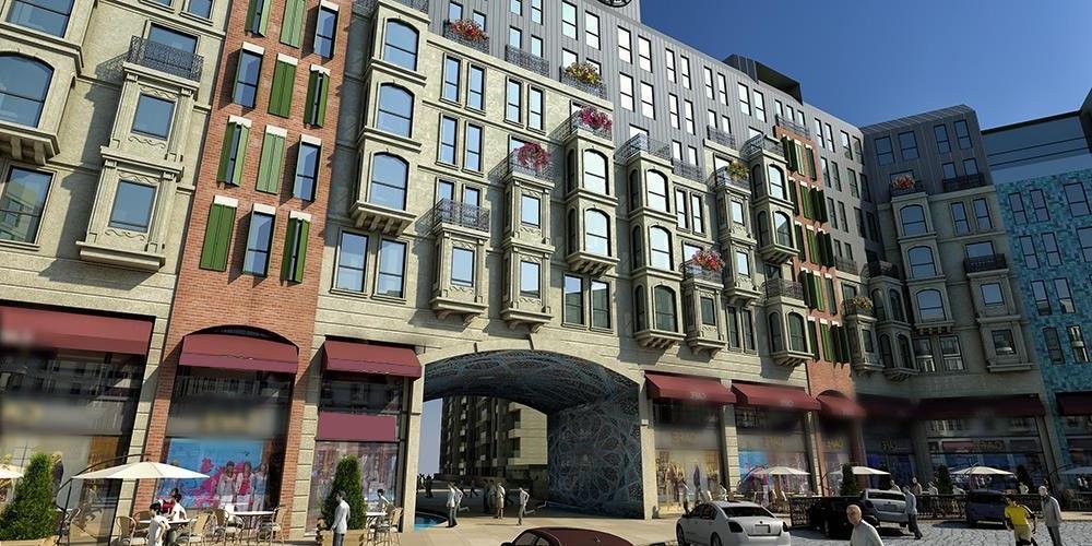 Convenient Apartments for sale in Bahcesehir 1