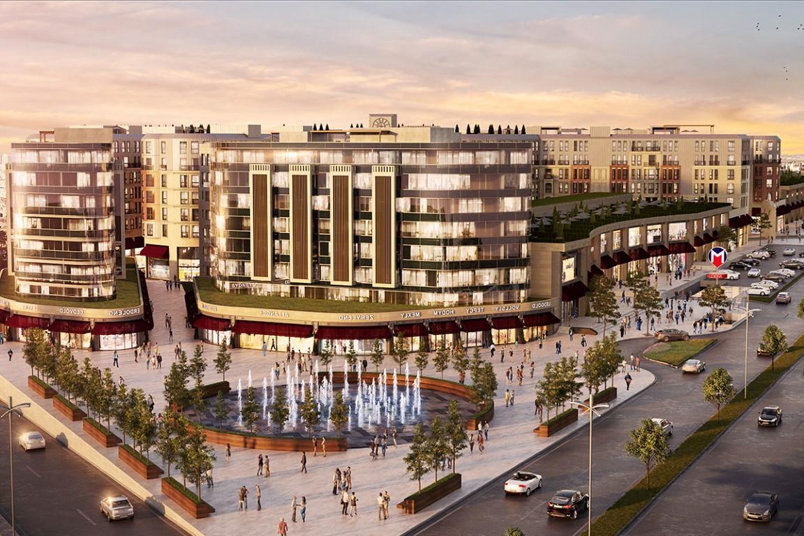 Convenient Apartments for sale in Bahcesehir 11