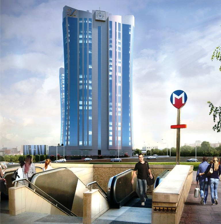 Hotel apartments for sale in Basin Ekspres 12