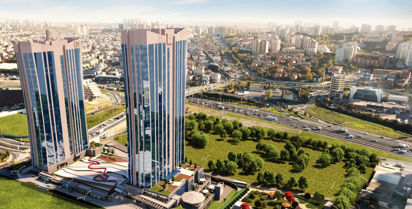 Hotel apartments for sale in Basin Ekspres 10