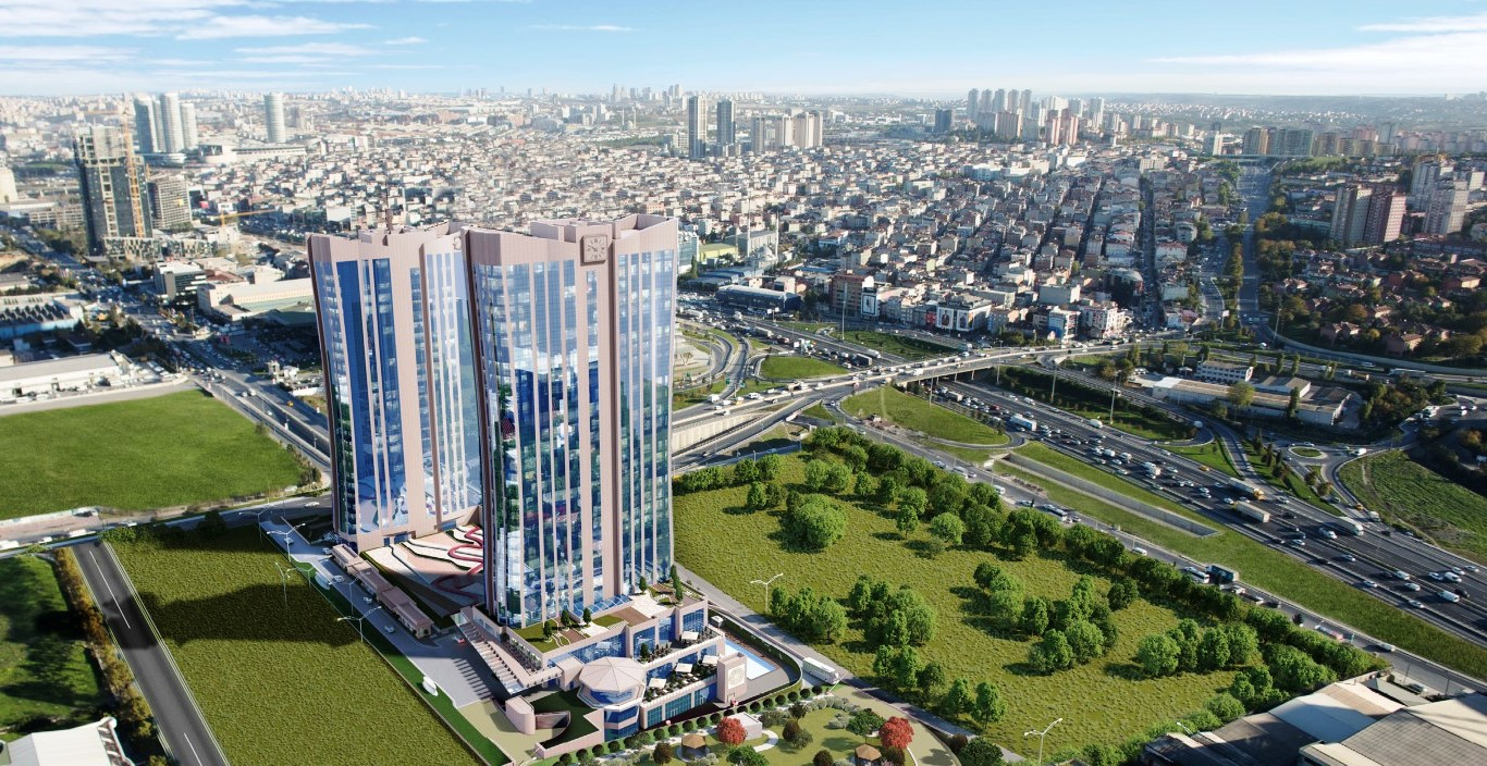Hotel apartments for sale in Basin Ekspres 9
