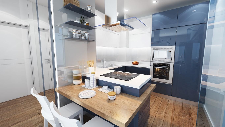 Modern Design property in Yenibosna Istanbul 11