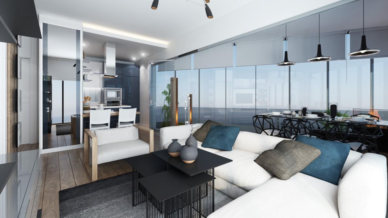 Modern Design property in Yenibosna Istanbul 10