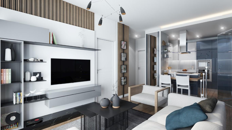 Modern Design property in Yenibosna Istanbul 9
