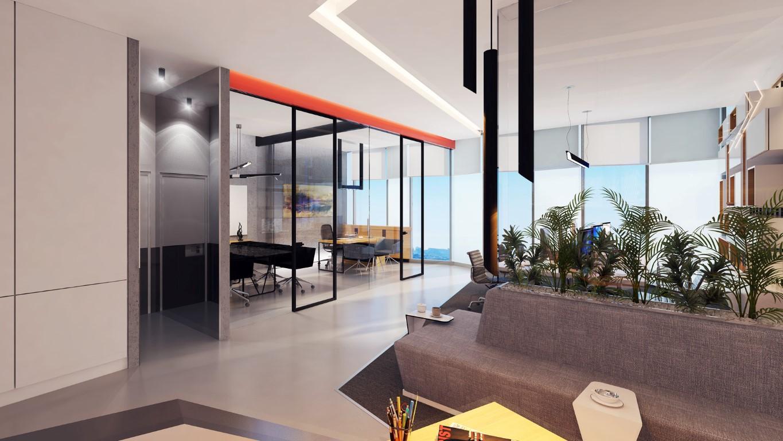 Modern Design property in Yenibosna Istanbul 8