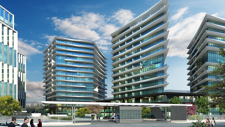 Modern Design property in Yenibosna Istanbul 19