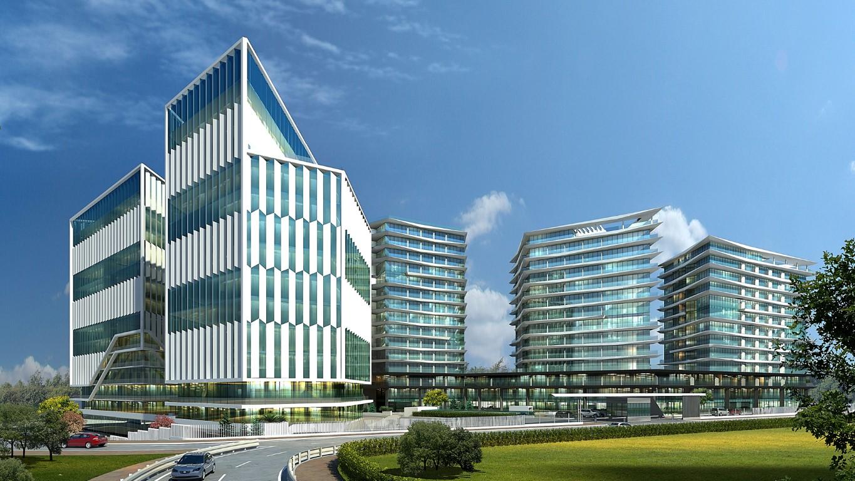 Modern Design property in Yenibosna Istanbul 17