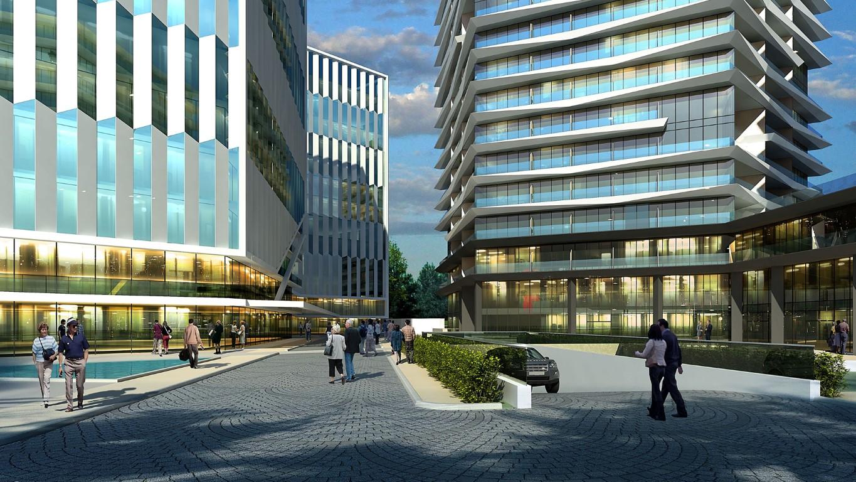 Modern Design property in Yenibosna Istanbul 1