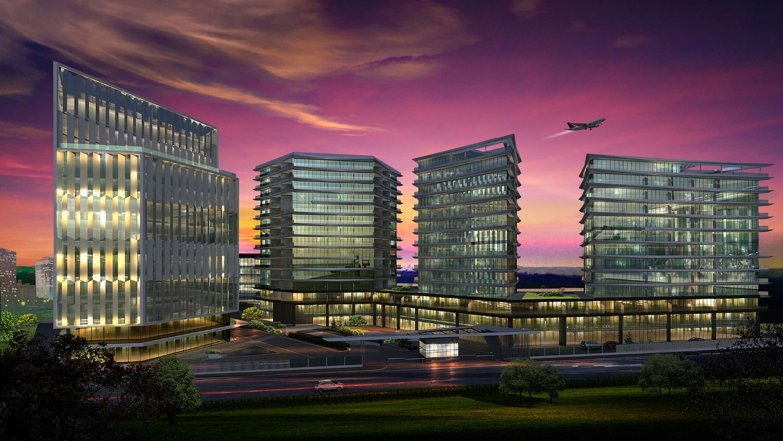 Modern Design property in Yenibosna Istanbul 2