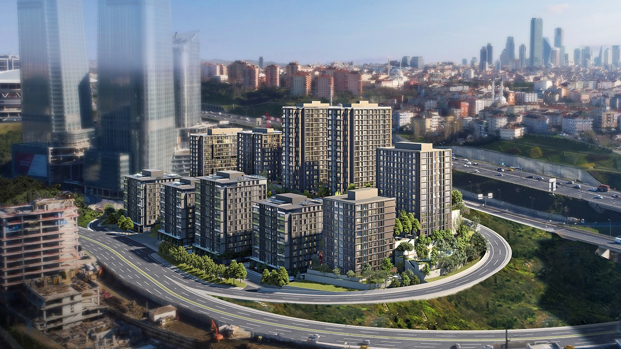 Property for sale in Maslak Istanbul 2