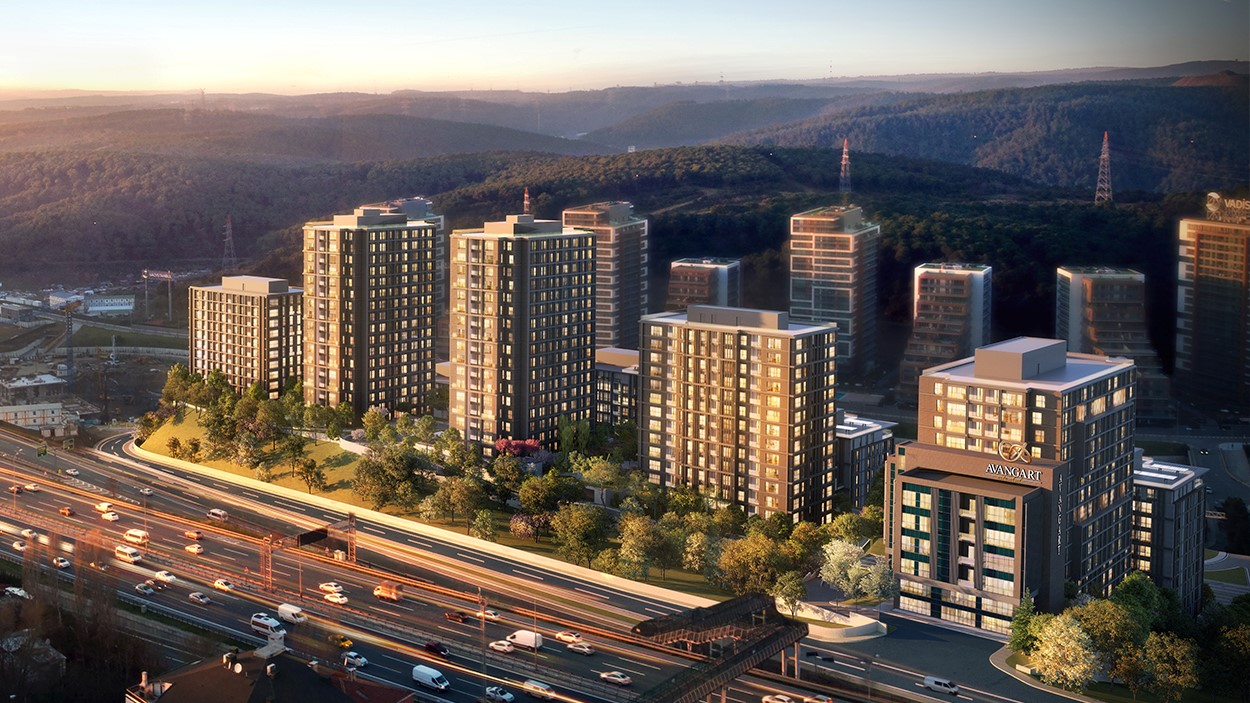 Property for sale in Maslak Istanbul 9