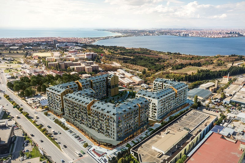 Ready to move in apartment for sale in Avcilar 11
