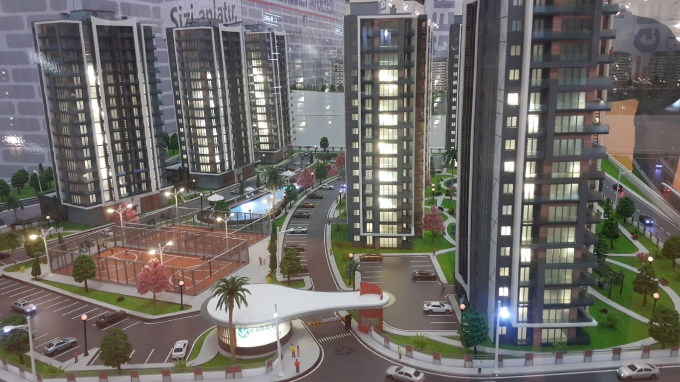 Convenient Apartments For Sale In Antalya 16