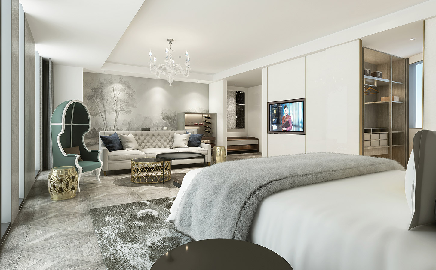 Hotel Concept Apartments In City Center 9
