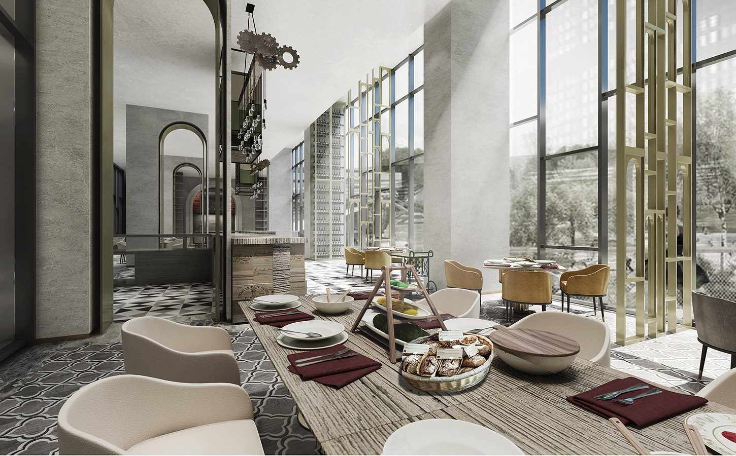 Hotel Concept Apartments In City Center 6