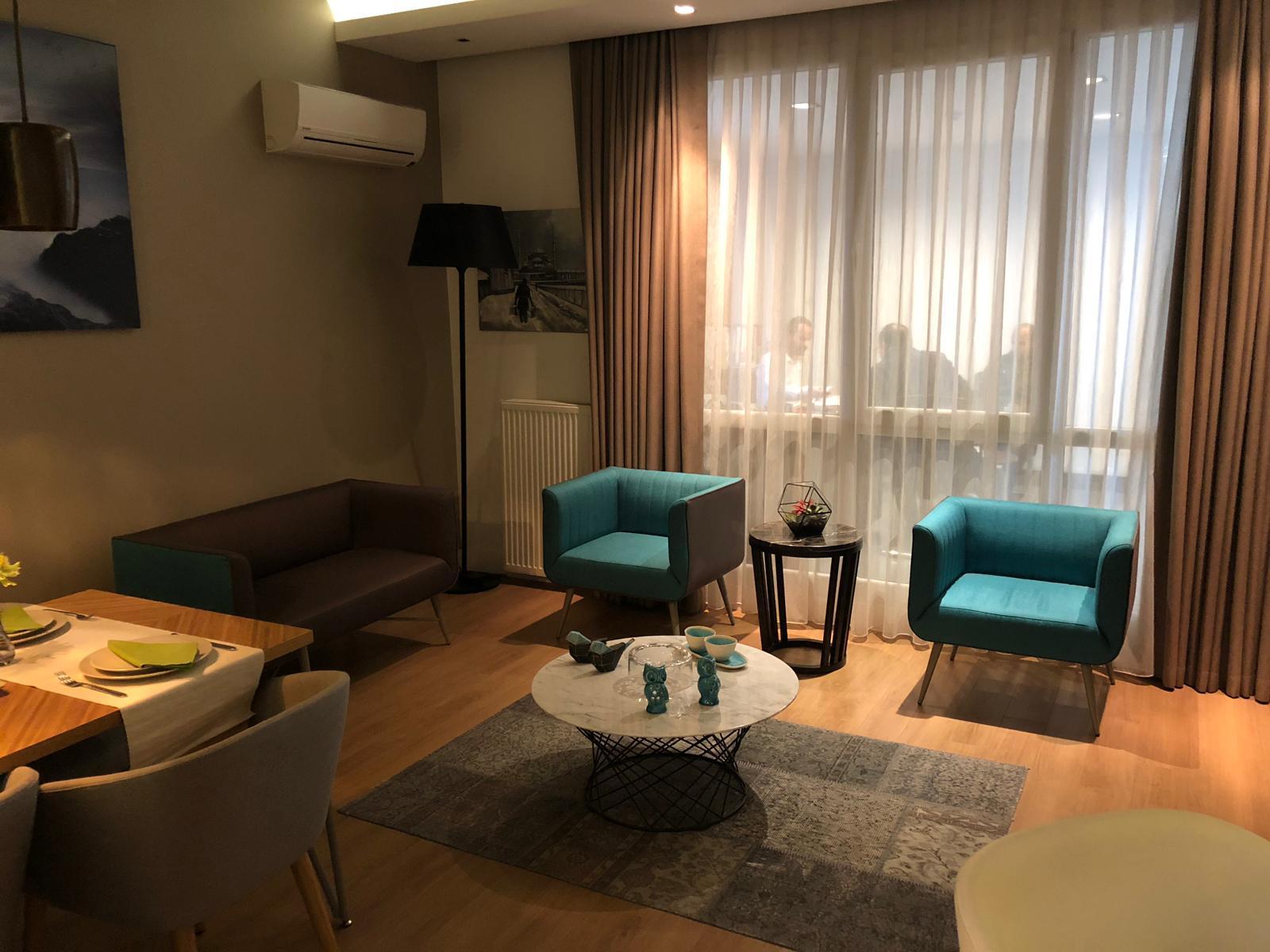 Investment in Beylikduzu Apartments With Sea View 4