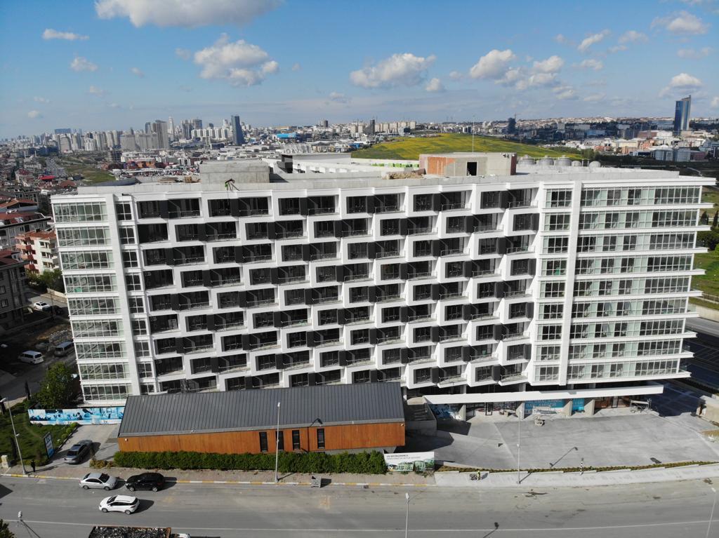 Investment in Beylikduzu Apartments With Sea View 7