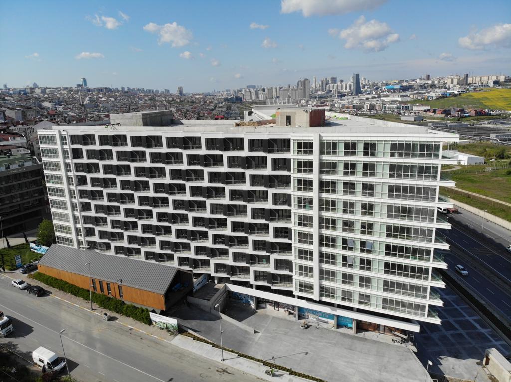 Investment in Beylikduzu Apartments With Sea View 1