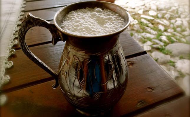 drinks in turkey - ayran