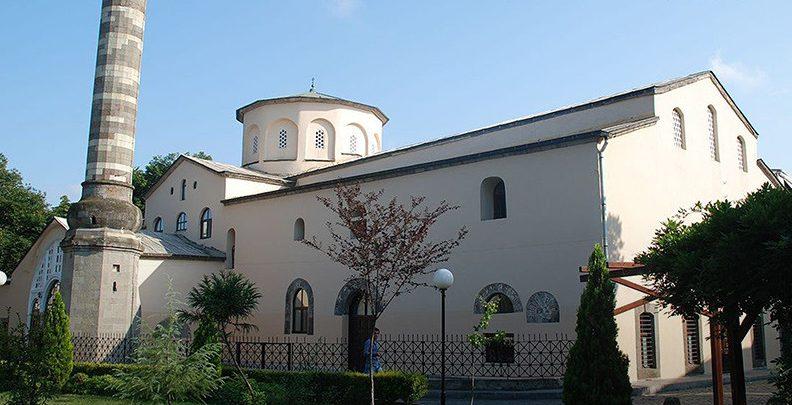 grand fatih mosque