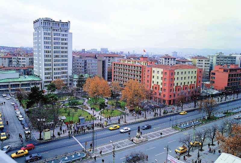 Real Estate in Ankara