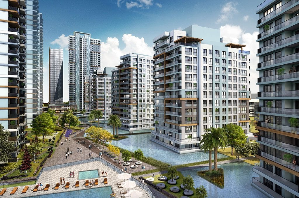 Housing projects in istanbul
