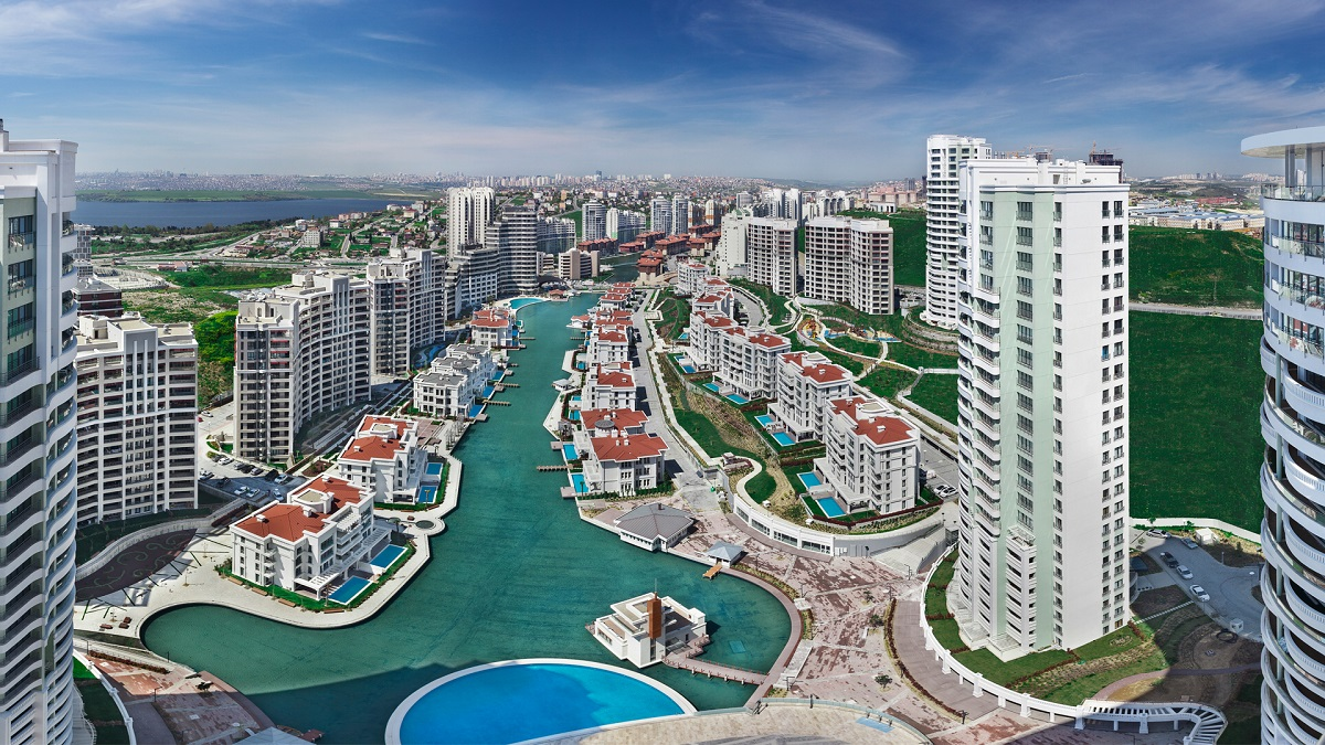 Istanbul Properties For Sale by Maximos