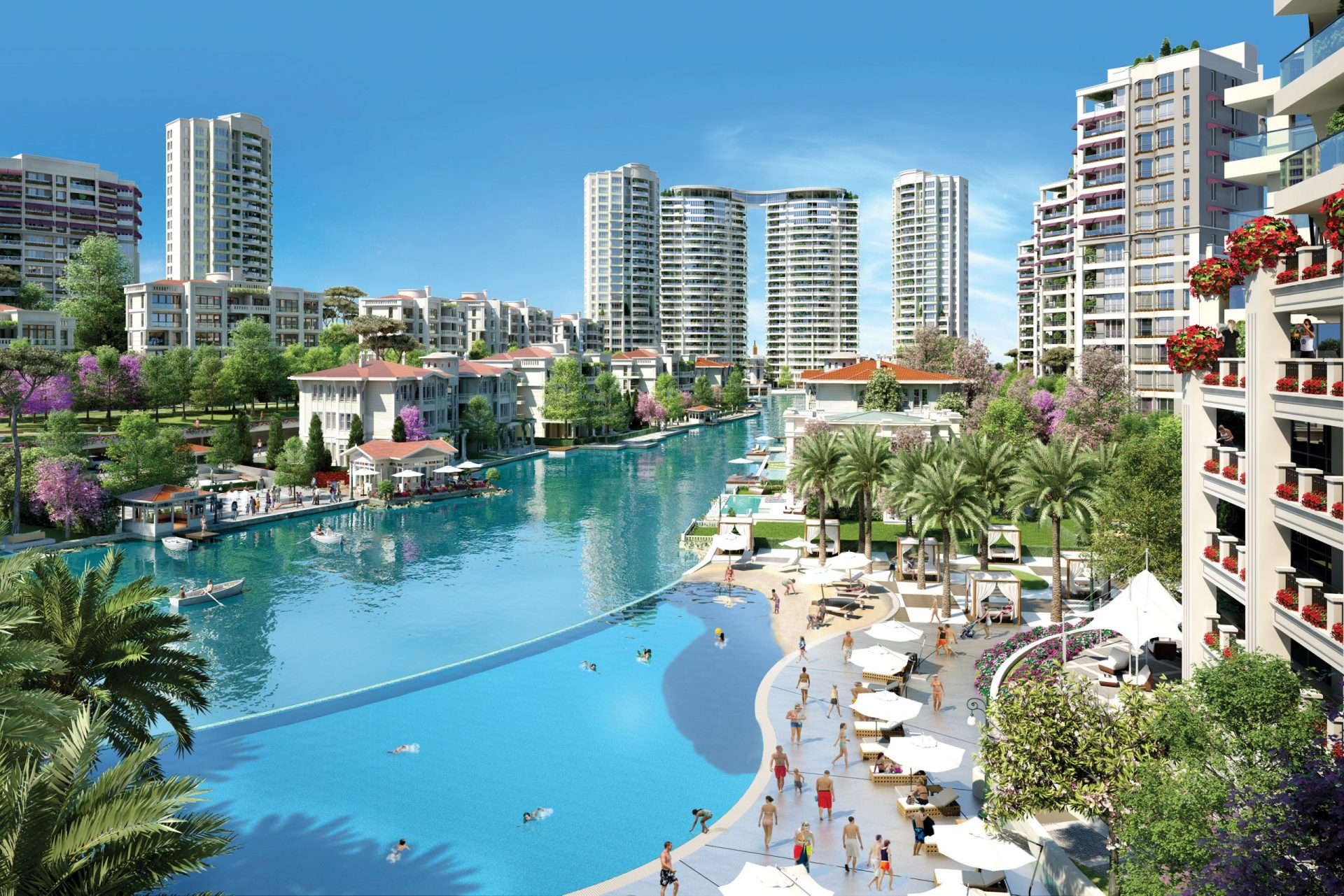 Homes for sale in Istanbul Turkey